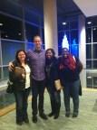 Getting to meet Frank Warren, the amazing creator of PostSecret