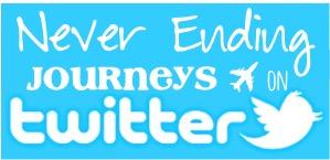 Never Ending Journeys on Twitter