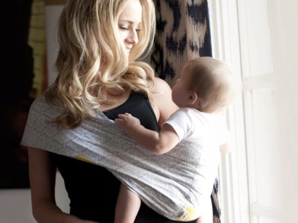 How to Get a Free Baby Sling