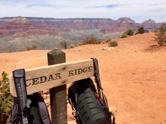 Planning a Backpacking Trip on the South Kaibab Trail