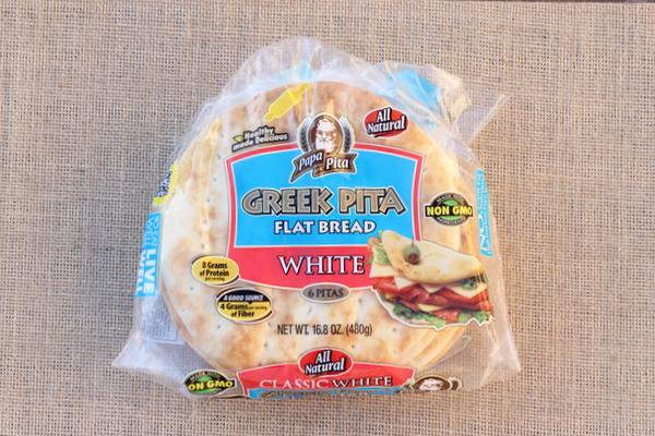 Garlic Pita Chips from NeverEndingJourneys.com