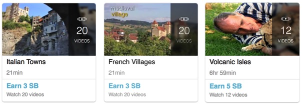 Watch Fun Videos and Earn SB Points from Swagbucks