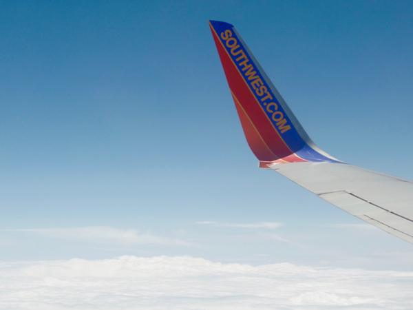 Free Southwest Airlines Gift Card at NeverEndingJourneys.com