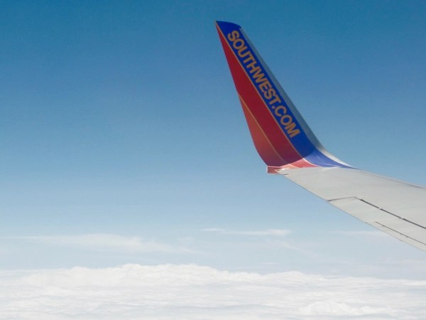 Free Southwest Airlines Gift Card at NeverEndingJourneys.com
