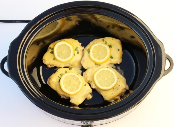 Lemon Garlic Pork Chops Recipe