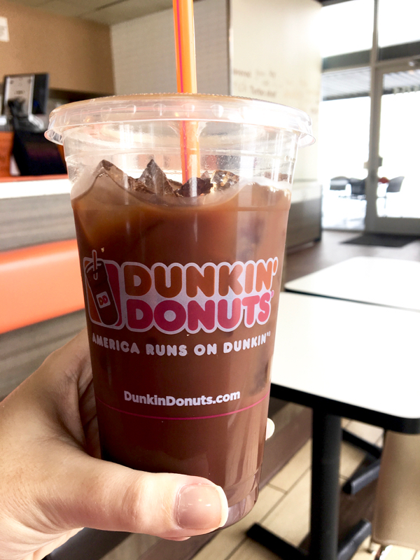 Free Dunkin Donuts Gift Card
