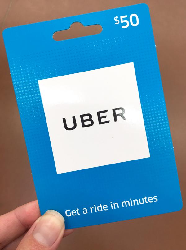 Uber Free Ride Hack
