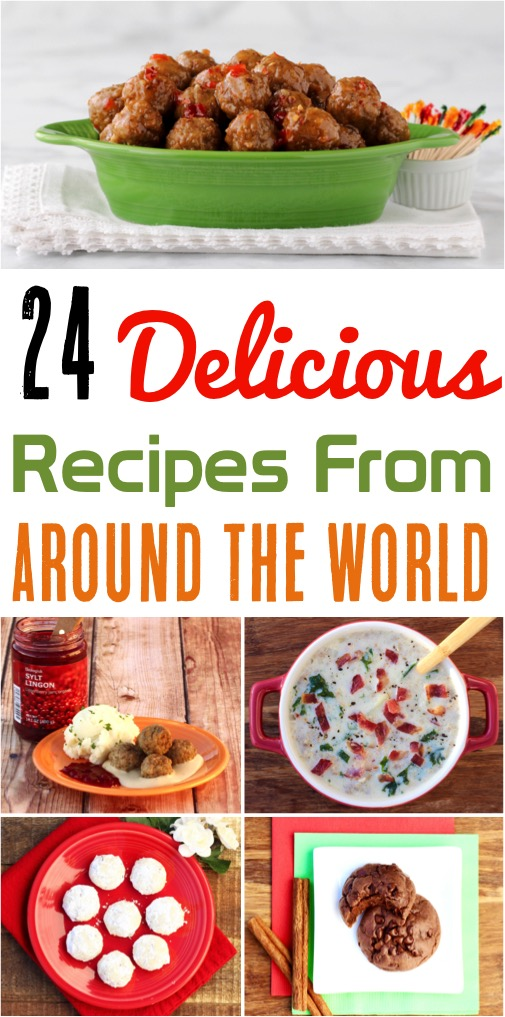 Easy International Recipes By Country Authentic Cuisine Never Ending Journeys