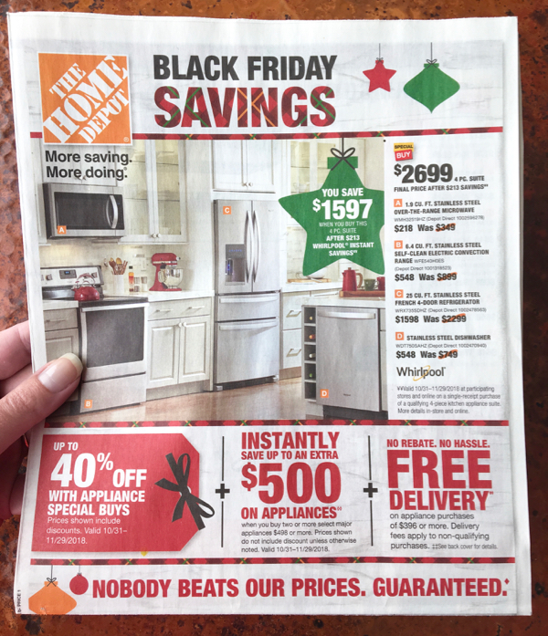 Free Home Depot Gift Card