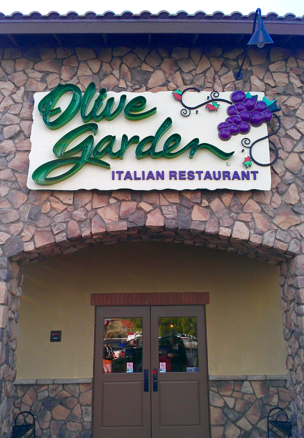 Olive Garden Money Saving Hacks