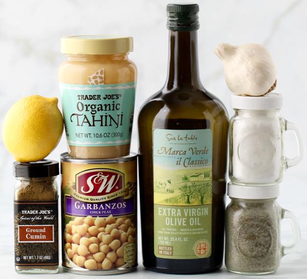 Simple Authentic Hummus Recipe