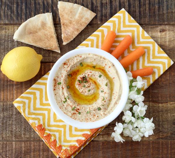 Simple and Authentic Hummus Recipe
