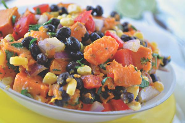 Southwest Sweet Potato Salad Recipe