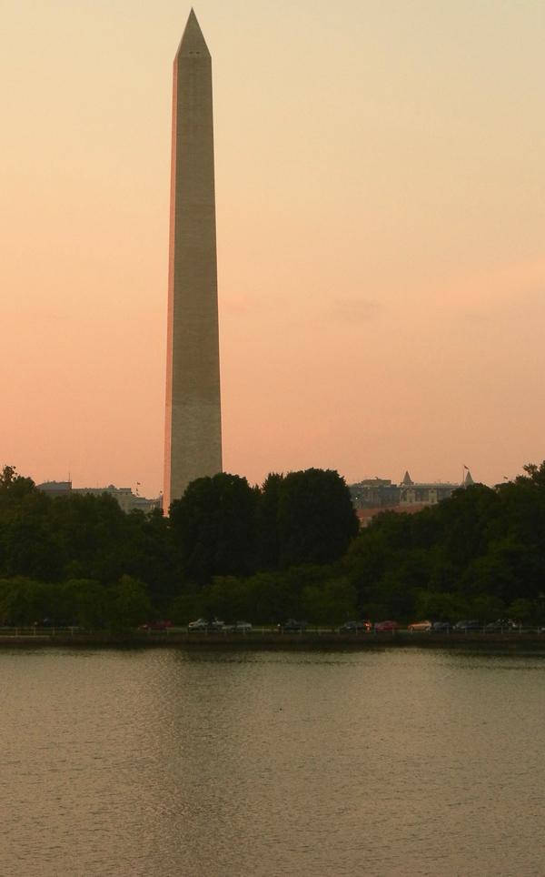 Washington DC Travel Guide Potomac River
