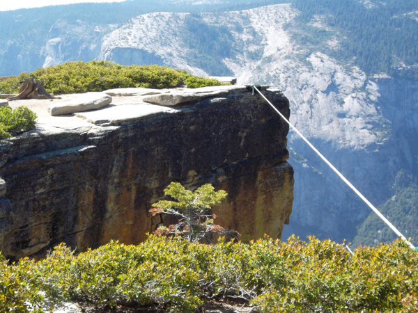 Yosemite National Park Travel Guide The Fissures