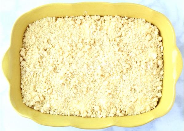 How to Make Lemon Blueberry Cheesecake Dump Cake