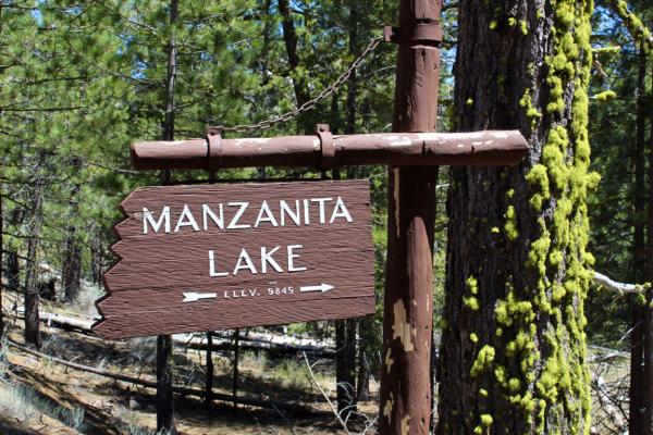 Lassen Volcanic National Travel Guide Manzanita Lake