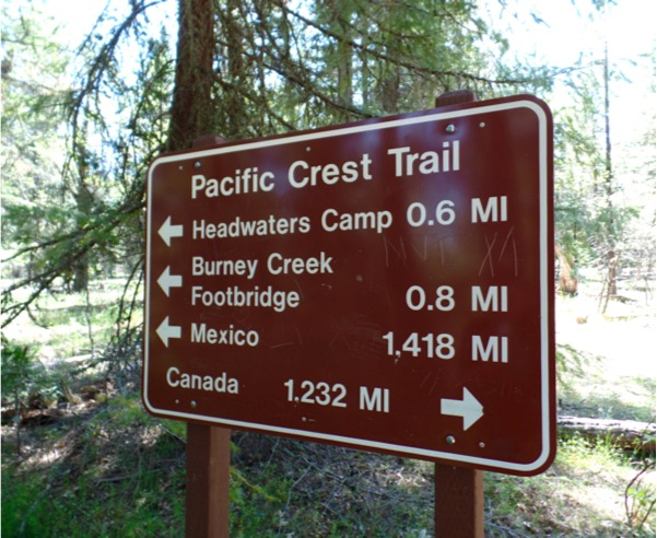 Planning a Backpacking Trip on the Pacific Crest Trail