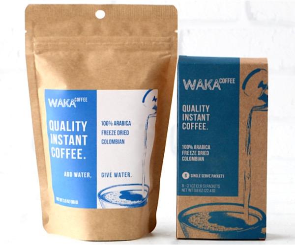 Frozen Coffee Slush Recipe With Waka Coffee