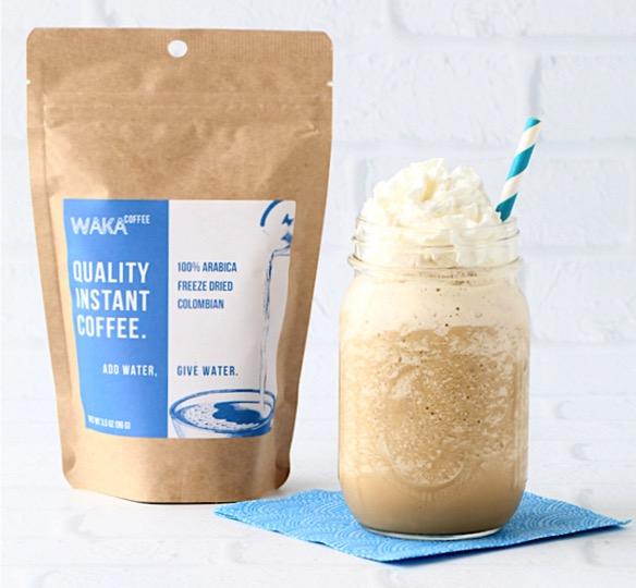 Frozen Coffee Slush Recipe