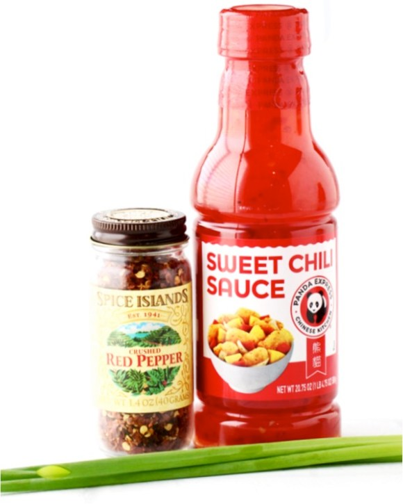 Easy Crockpot Sweet Chili Chicken