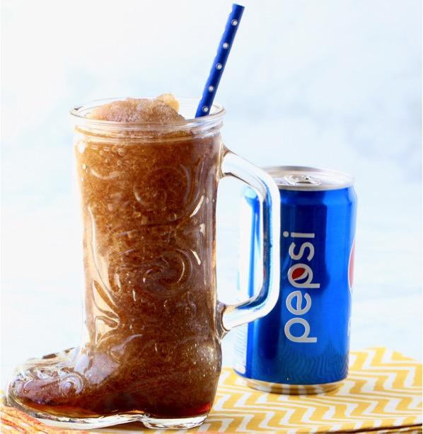 Tasty Pepsi Slush Recipe