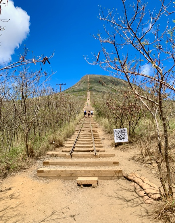 Staying in Shape While Traveling by Hiking