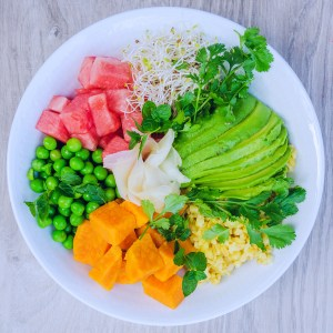 Summer Salad Bowl