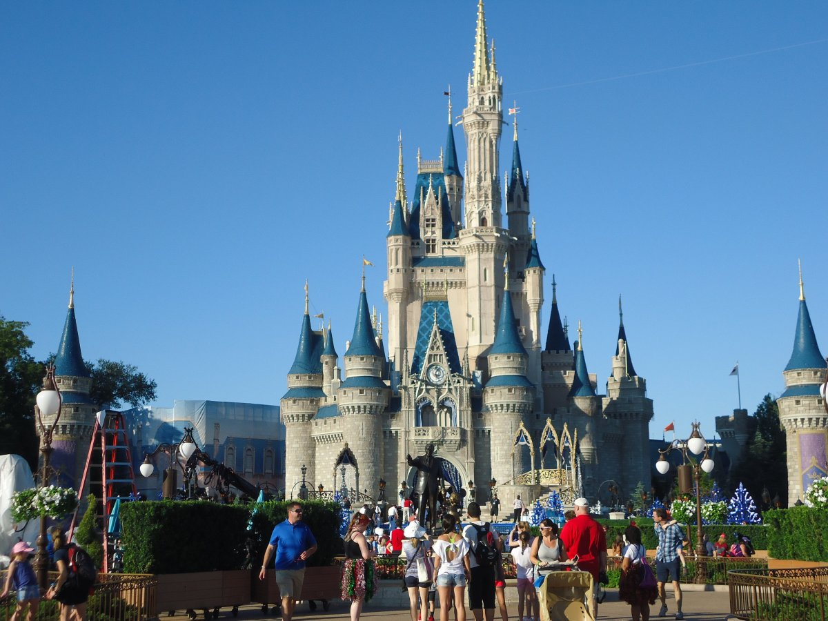 Itinerary - Walt Disney World 2016