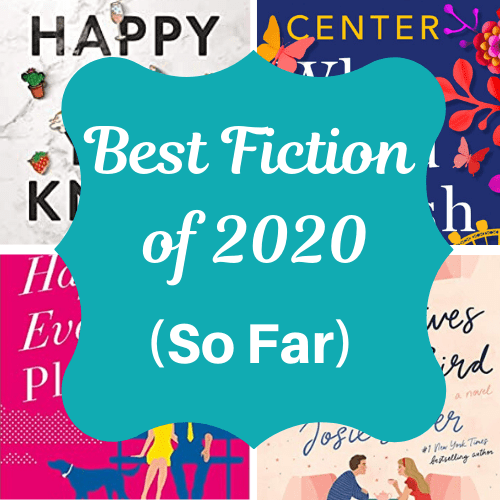 best fiction books of 2020
