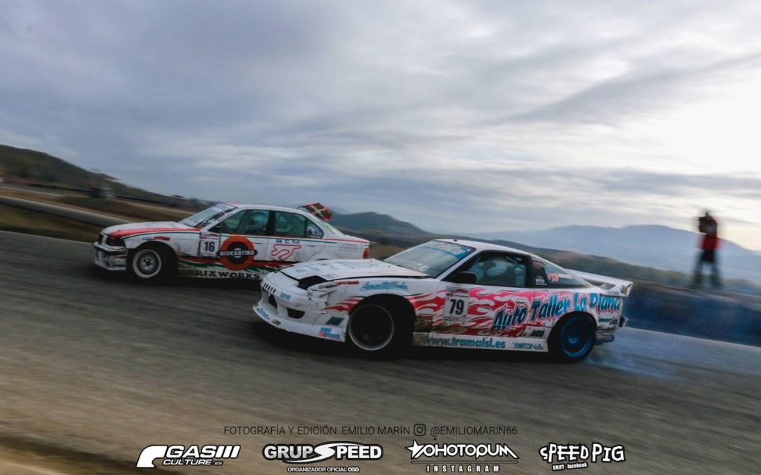 Calendario oficial del Campeonato de España de Drift