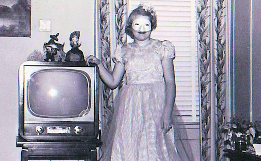 1950's halloween costume