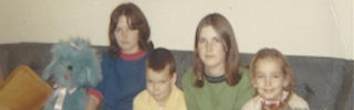 Everett Family 1967