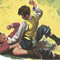 Schoolyard Fistfight