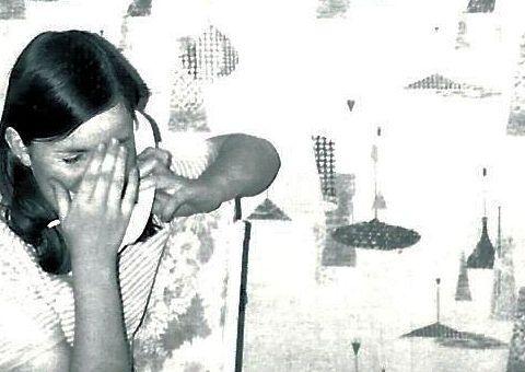 On the phone again landline 69