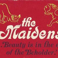 The Maidens whimsical matchbox