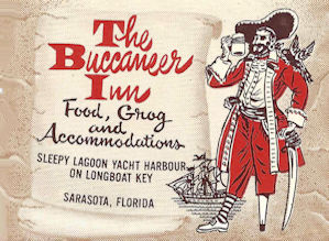 Old Sarasota Buccaneer Inn