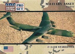 Desert Storm cards