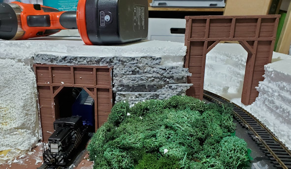 HO scale tunnels being planned