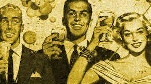 Stout Malt Liquor Party People