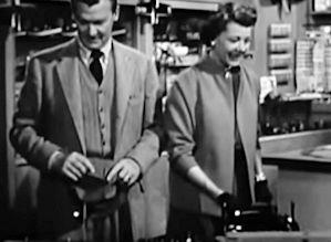 Ozzie and Harriet Train episode