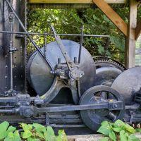 Jennings Steam Donkey for logging