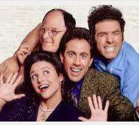 Seinfeld cast photo
