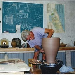 A wonderful week of pottery lessons in Gravity, Iowa
