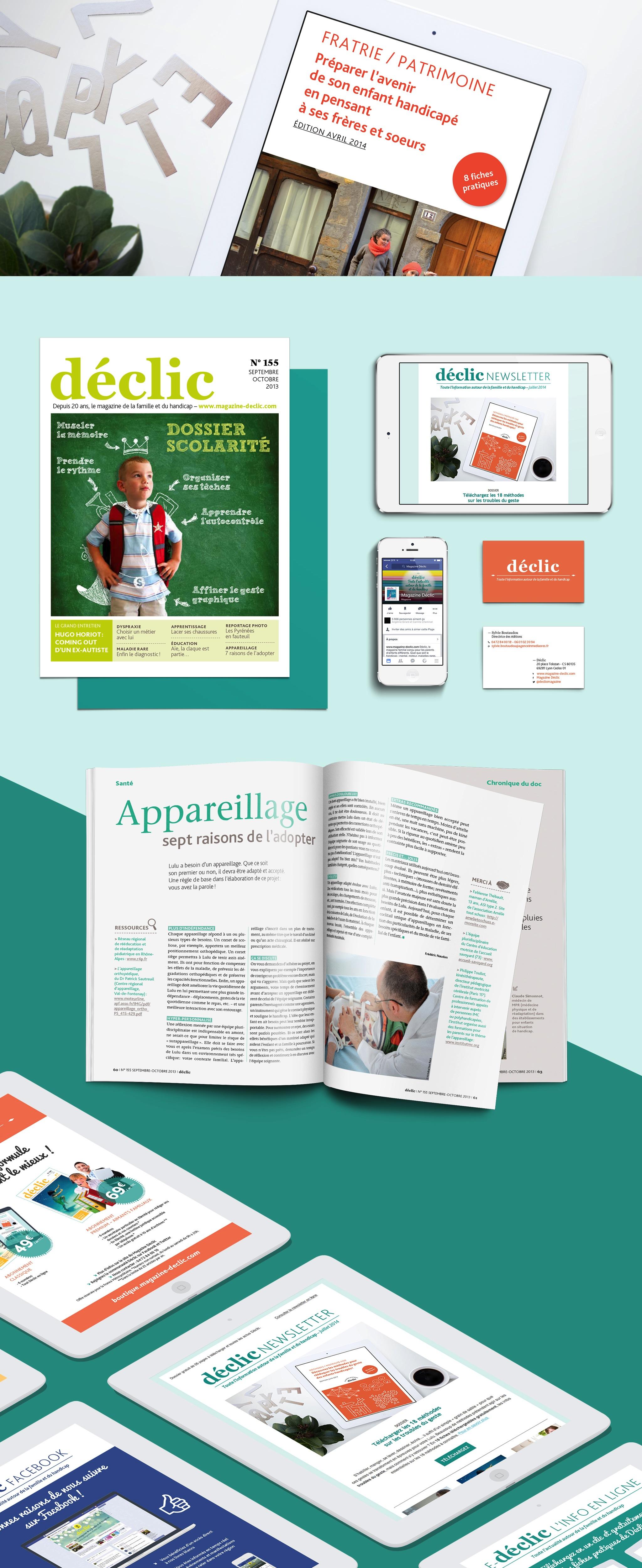 Magazine Déclic marketing