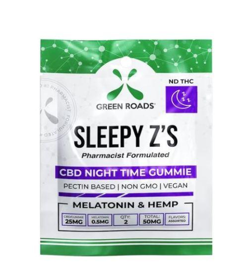 CBD melatonin