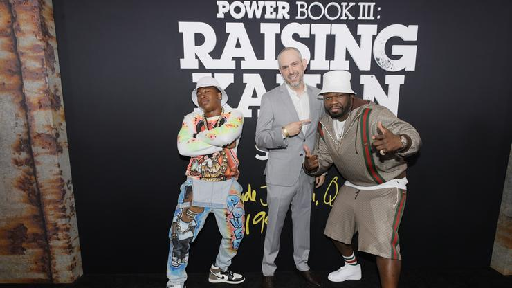 50 Cent, DaBaby, NLE Choppa & More Attend