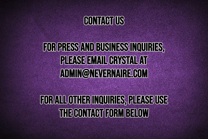 contact nevernaire