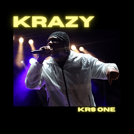 KRS One Krazy