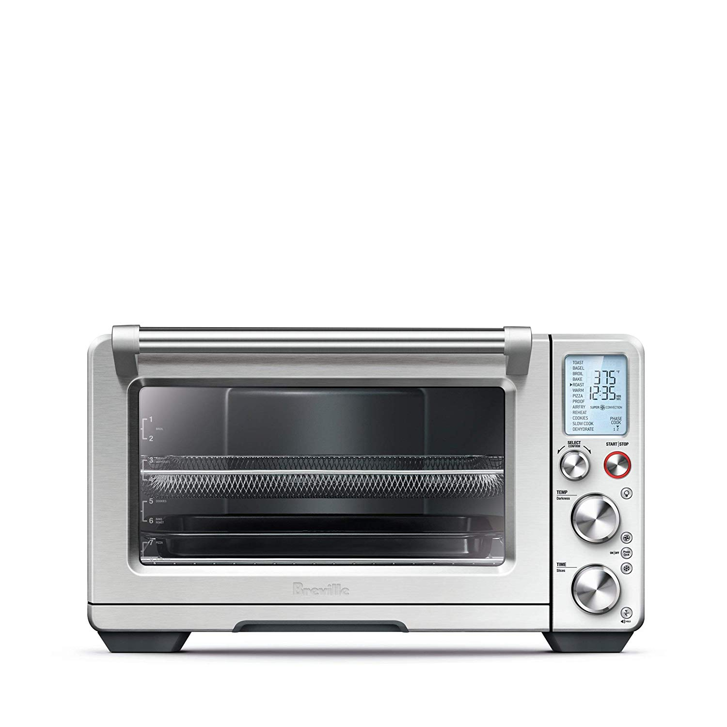 Breville Bov900bss The Smart Oven Air Never Not Hungry